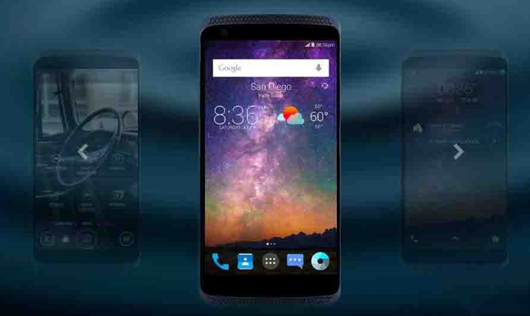 ZTE Axon Mini Force Touch iPhone 6S