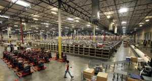 centru de distributie Amazon