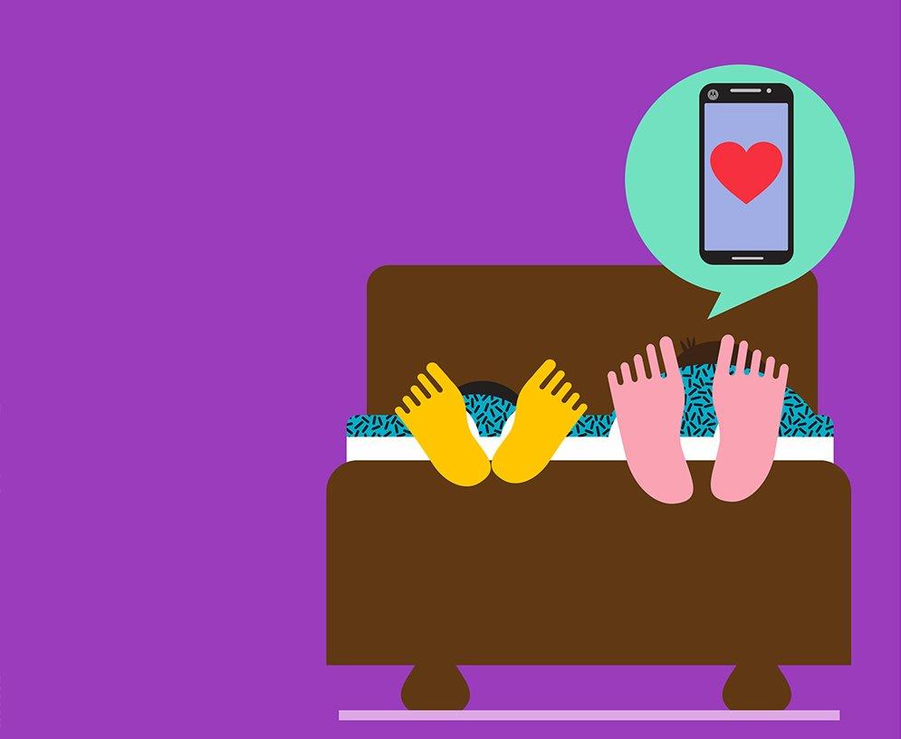 dragoste smartphone motorola infografic