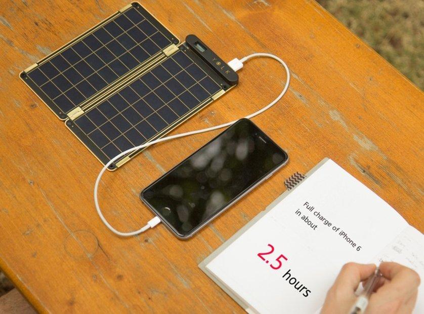 hartie solara incarcare iPhone