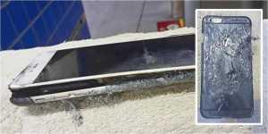 iPhone 6 Plus explodat Hong Kong