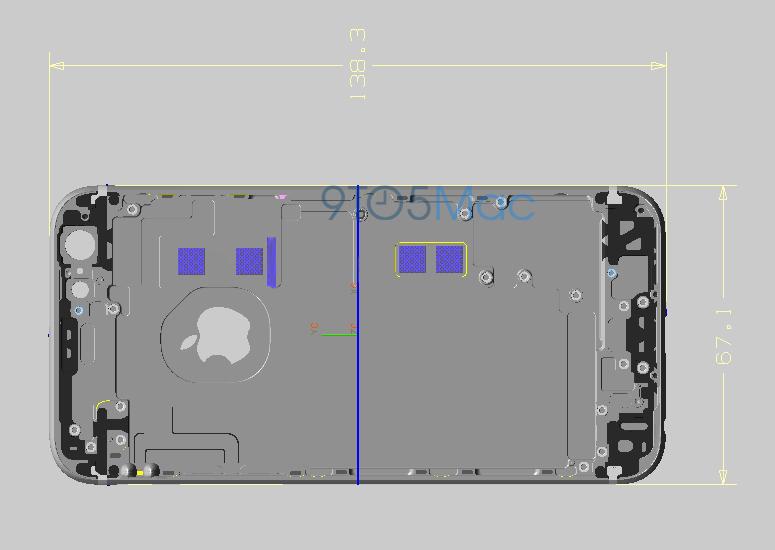 iPhone 6S dimensiuni