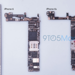 iPhone 6S placa logica