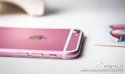 iPhone 6S roz 3
