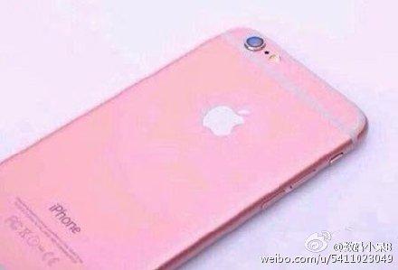 iPhone 6S roz 4