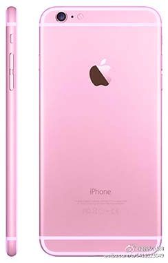 iPhone 6S roz 5