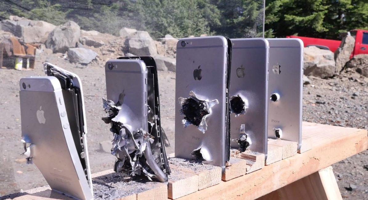 iPhone glont AK-74