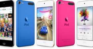 iPod Touch 6G culori noi