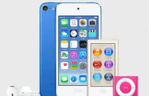 iPod Touch 6G, iPod Nano auriu lansare 14 iulie