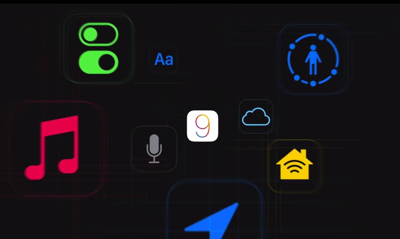 noutati iOS 9 beta 3
