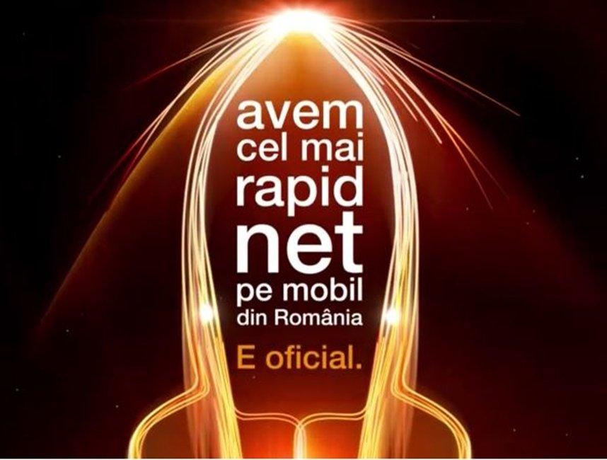 orange cel mai rapid internet mobil