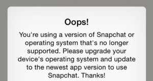 snapchat jailbreak