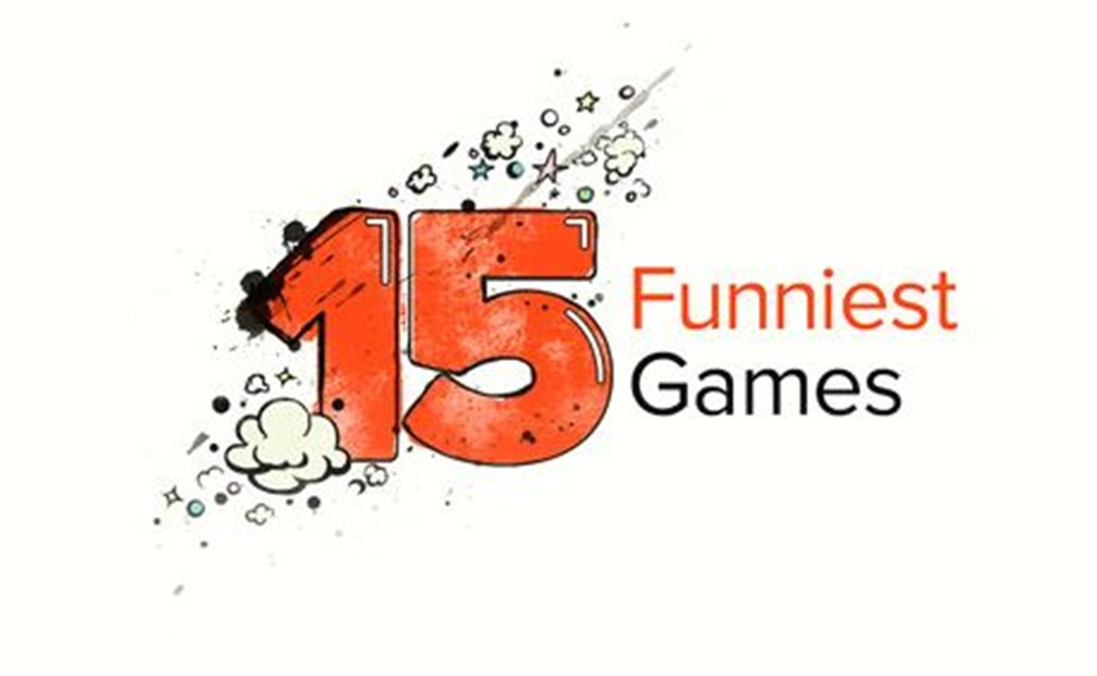 15 cele mai comice jocuri