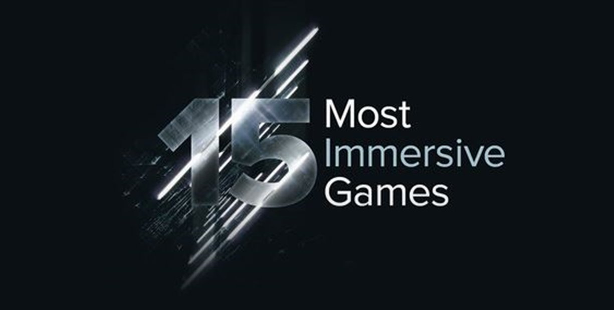 15 immersive games