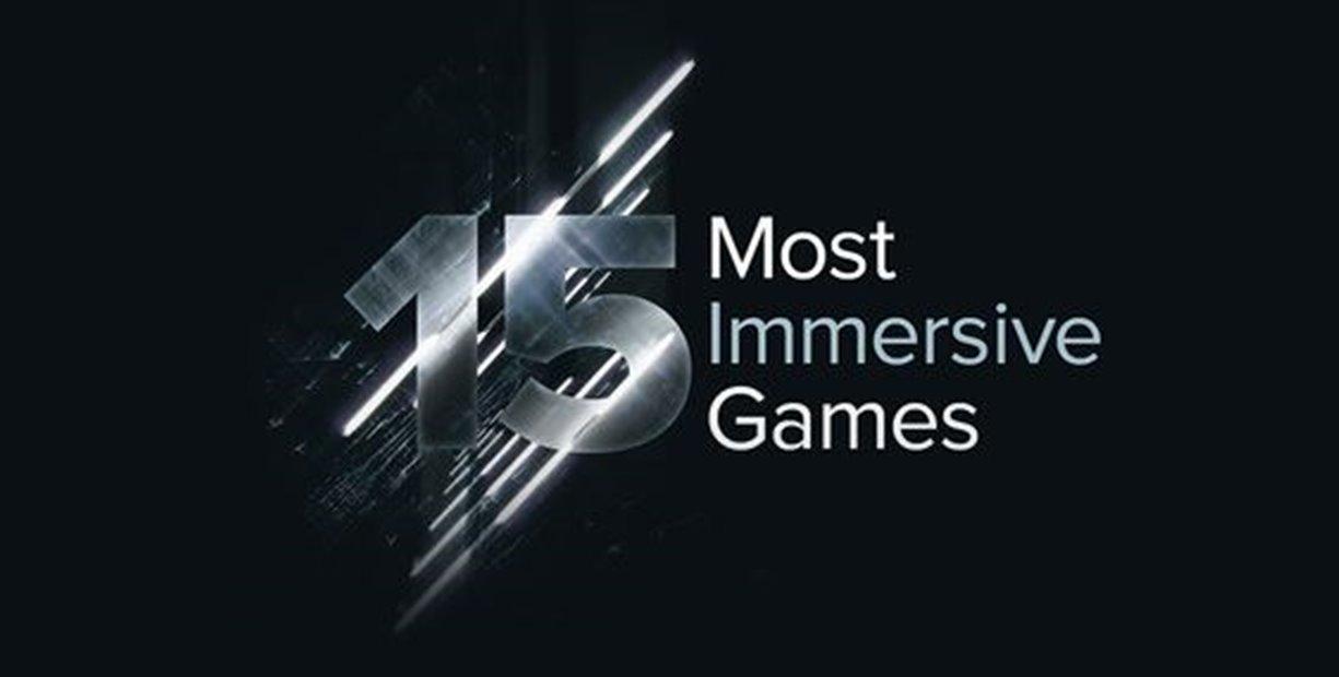 15 immersive games