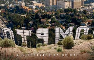 Album Dr. Dre Compton A Soundtrack