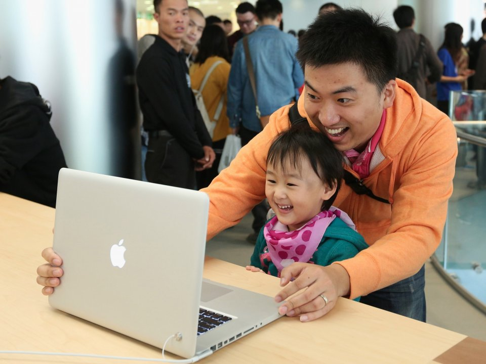 Apple MacBook Apple Store