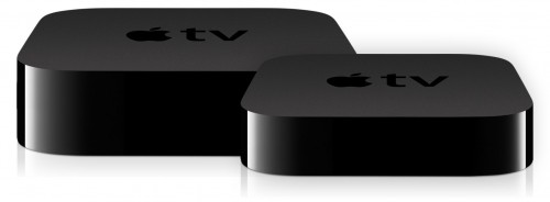 Apple TV 4 concept