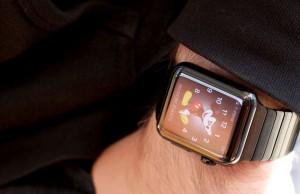 Apple Watch la mana