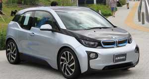 BMW i3 negocieri Apple