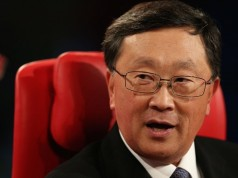 CEO Blackberry John Chen