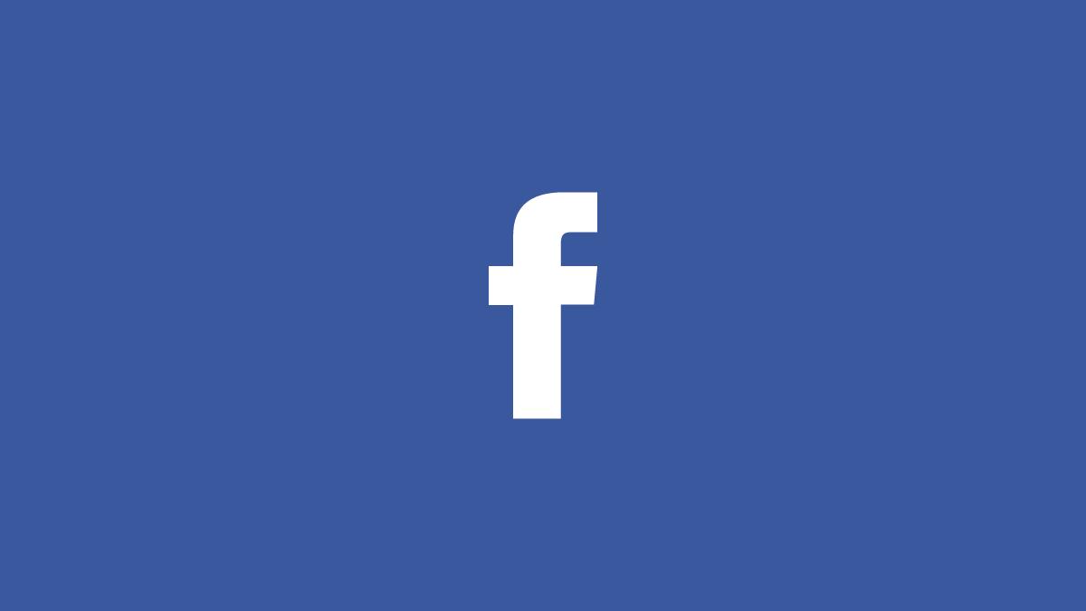 Facebook logo nou