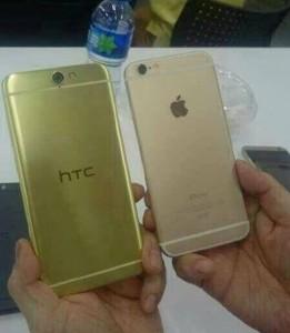 HTC Aero A9 clona a iPhone 6