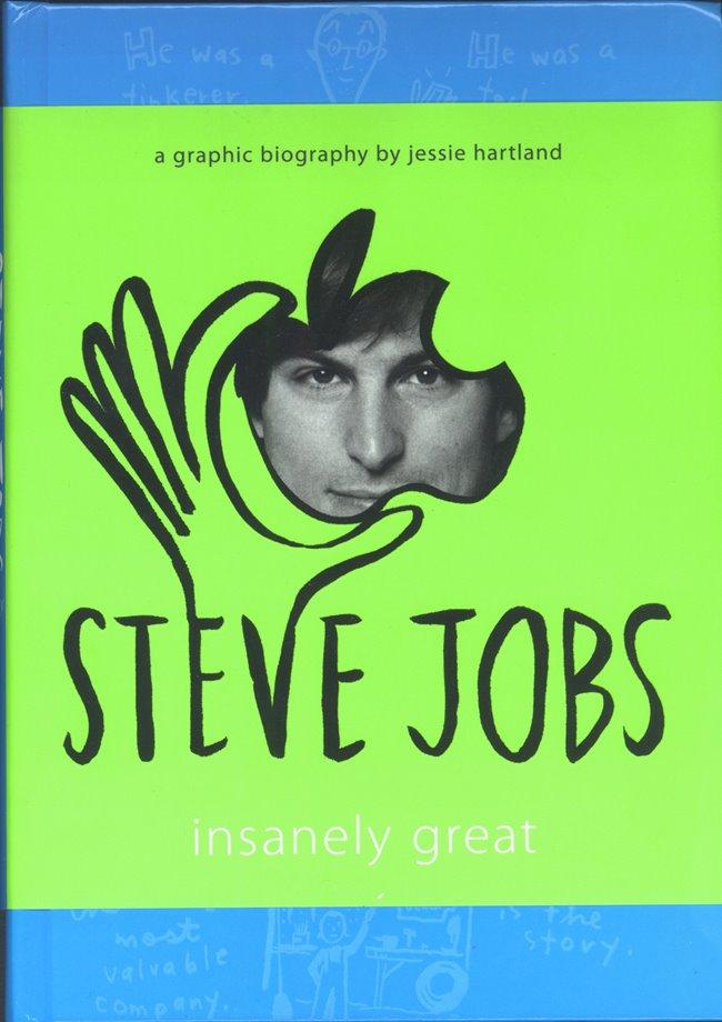 Instanely Great - roman Steve Jobs