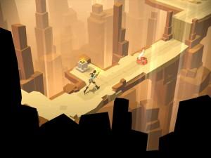 Lara Croft GO este cea mai buna aplicatie a saptamanii pentru iPhone si iPad