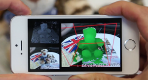 MobileFusion scanner 3D iPhone