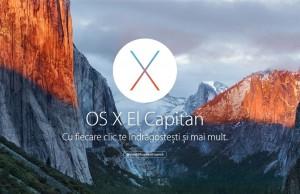 OS X El Capitan 10.11 beta 8