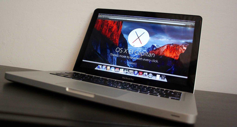 OS X El Capitan public beta 5