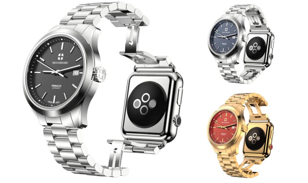 Pinnacle smarwatch Apple Watch bratara 1
