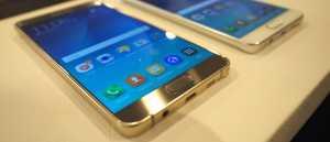 Samsung Galaxy Note 5 test de performanta
