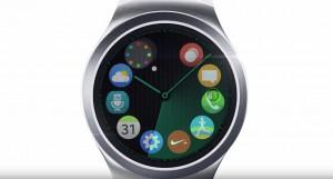 Samsung Gear 2 teaser