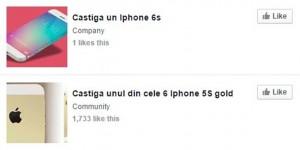 castiga iPhone 6S