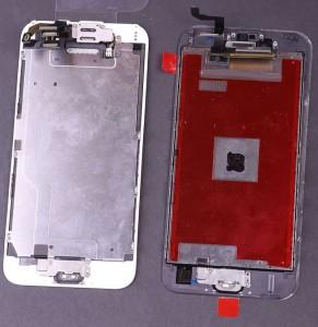ecranele iPhone 6 si iPhone 6S
