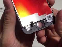 ecranul iPhone 6S imagini