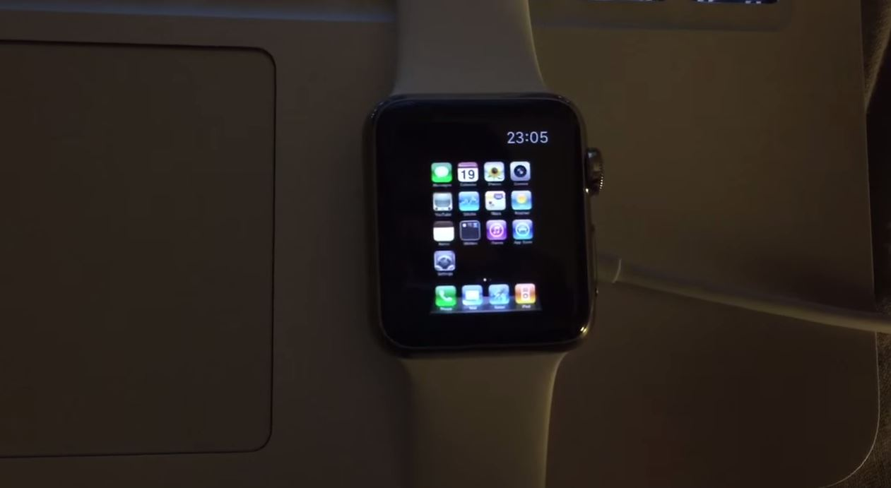 iOS 4.2.1 Apple Watch