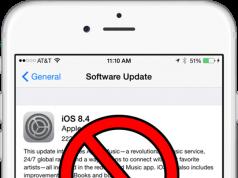 iOS 8.4 semnare oprita
