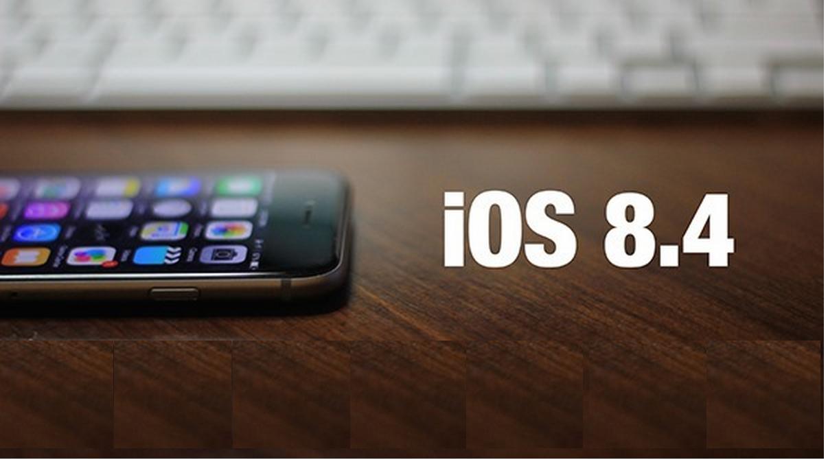 iOS 8.4 semnat