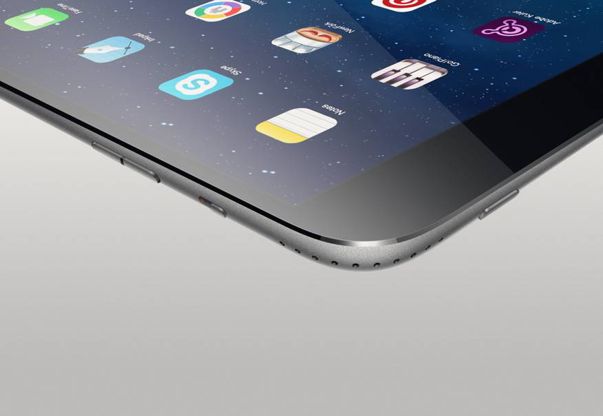 iPad Pro ecran Sharp