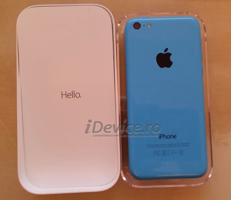 iPhone 6C identic iPhone 5C