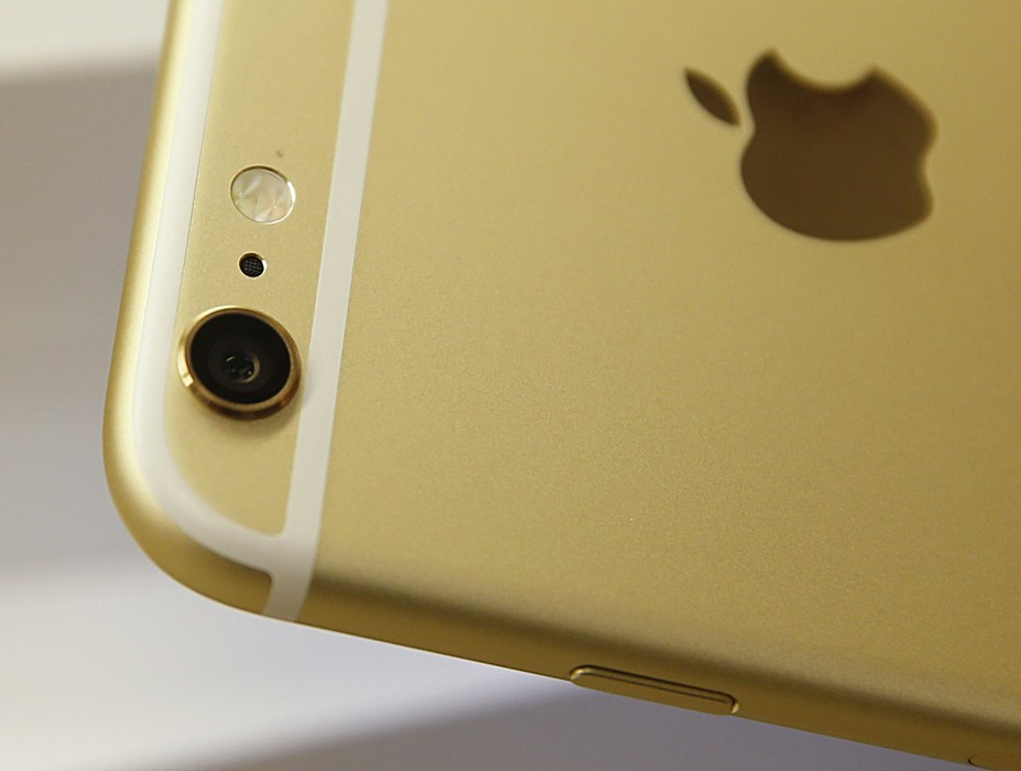 iPhone 6S camera 12 megapixeli
