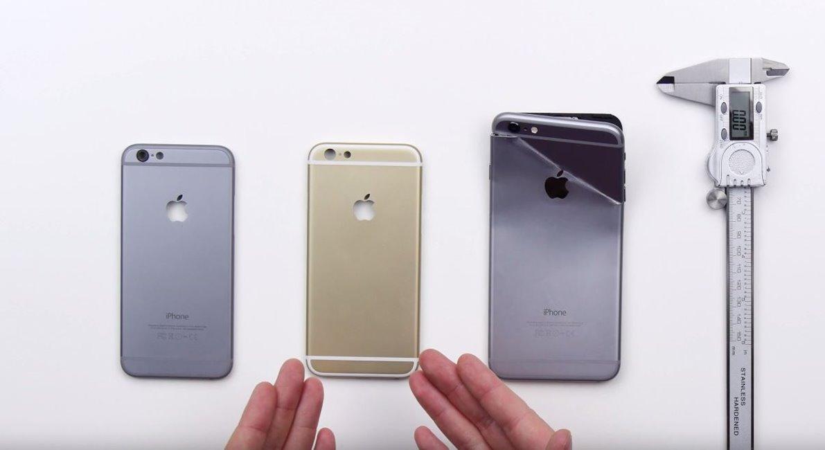 iPhone 6S nu se indoaie