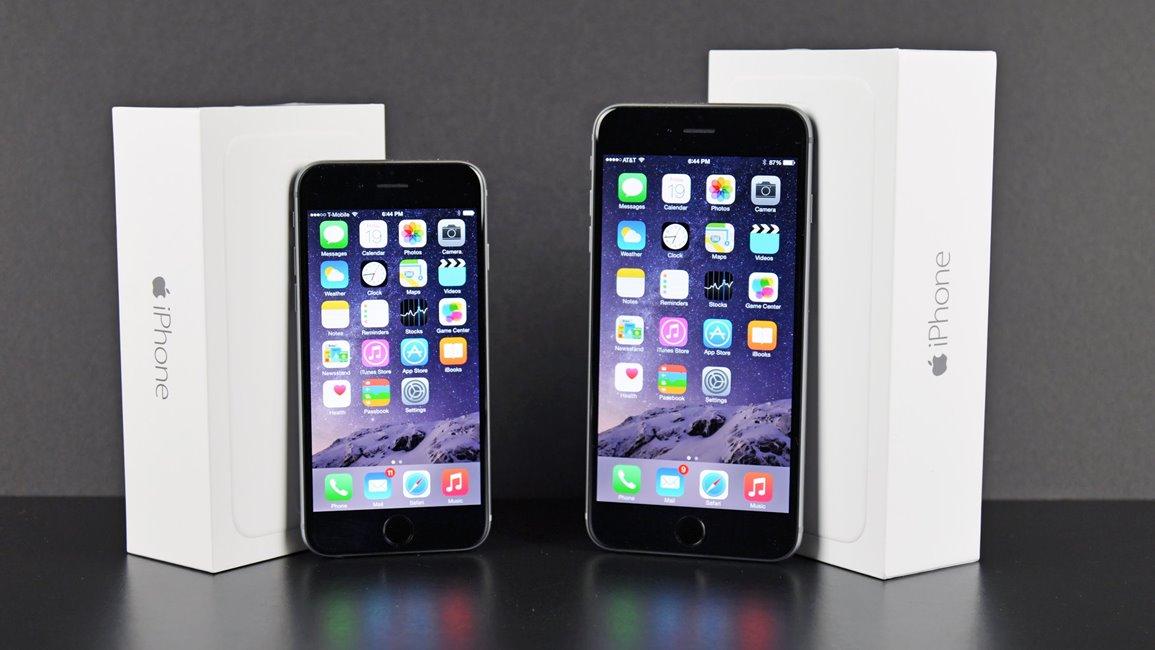 iPhone 6S si iPhone 6S Plus schimbare majora