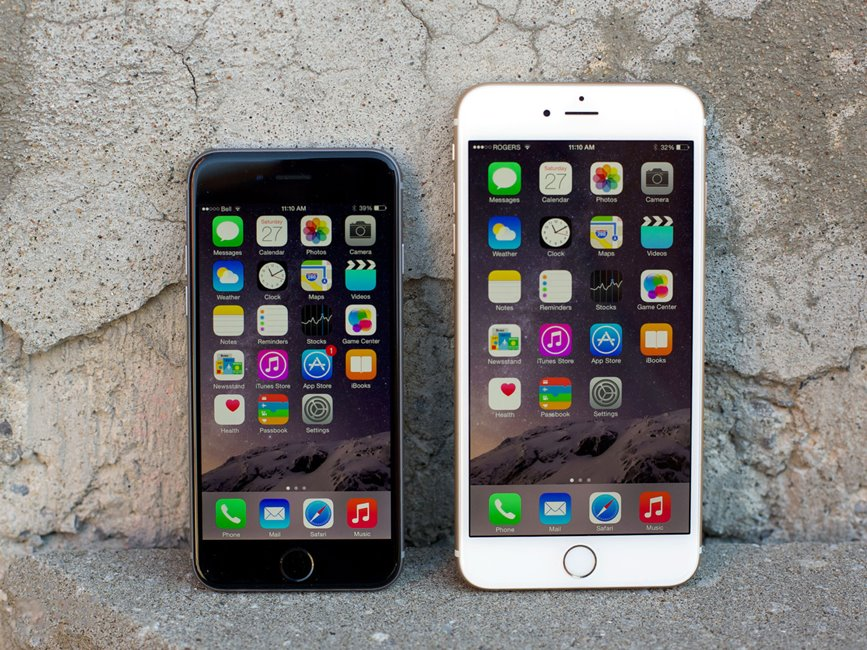 iPhone 6S si iPhone 6S Plus