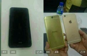iPhone identic htc a9