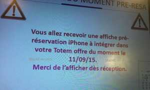 lansare iPhone 6S iphone 6S Plus 18 septembrie
