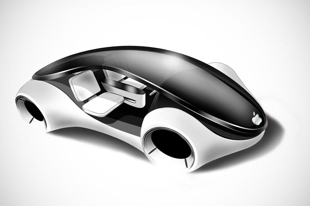 masina autonoma Apple